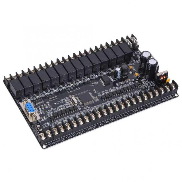 PLC board FX1N 32MRT thay thế cho 30MR - kho b