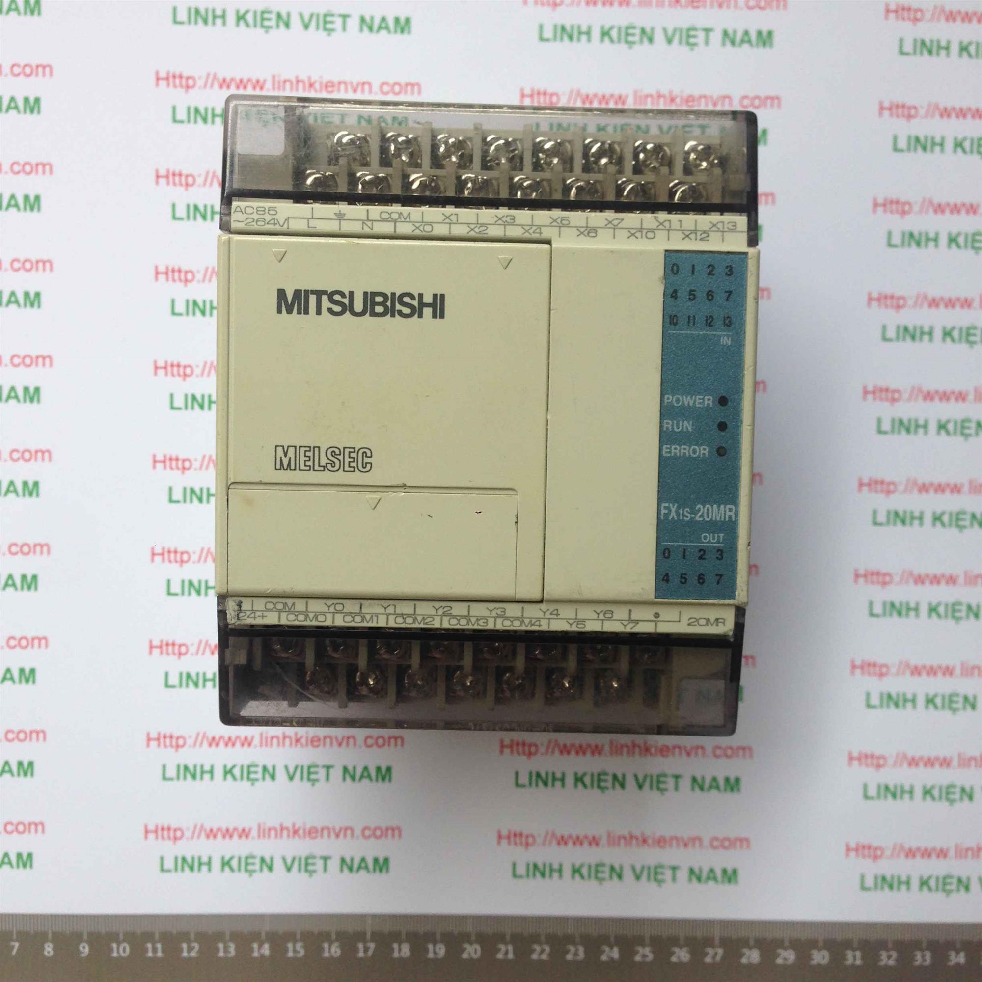 PLC FX1S-20MR FX1S20MR - KHO B