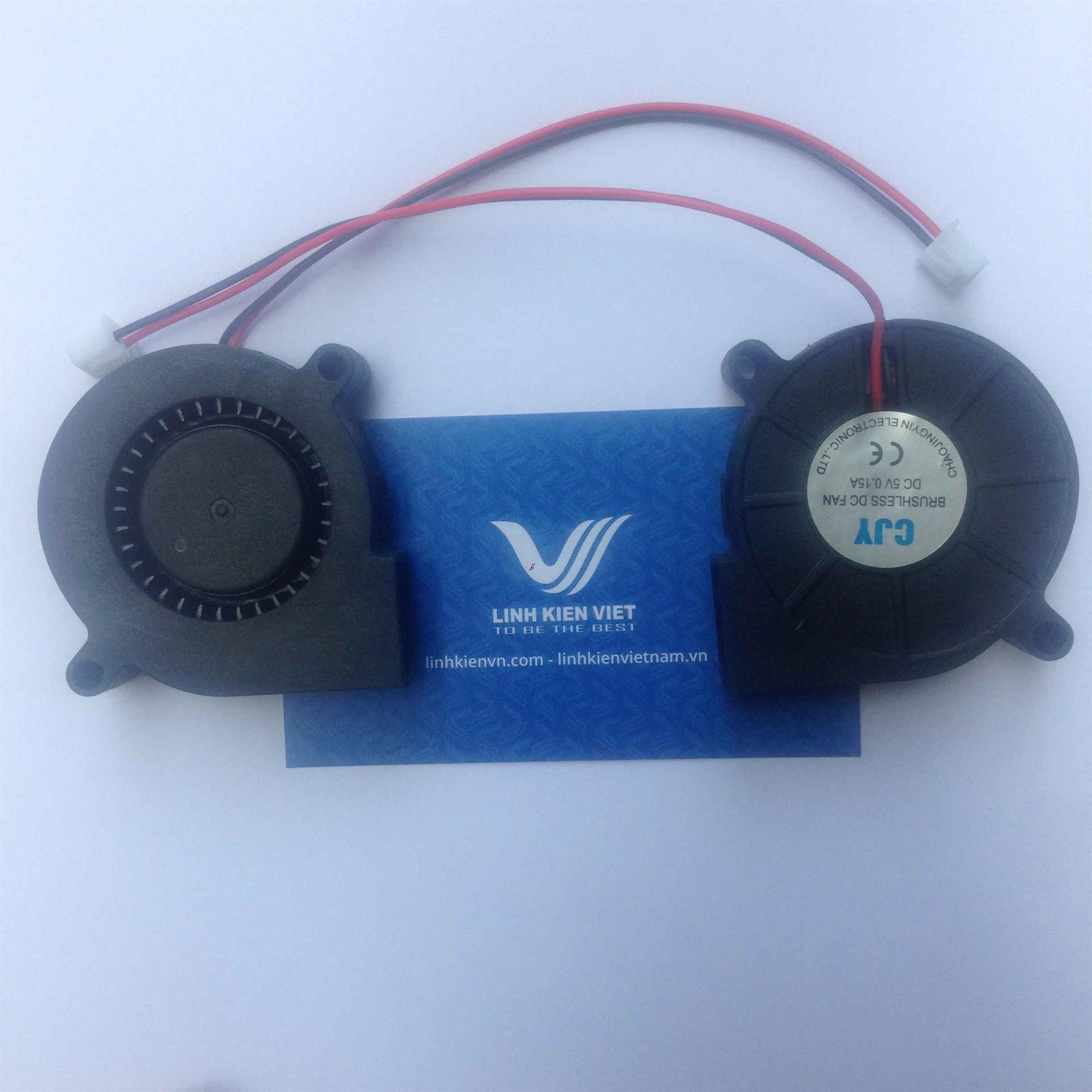 Quạt tản nhiệt 5015 5V / Quạt Fan 5V - i3H18 (KA4H1)