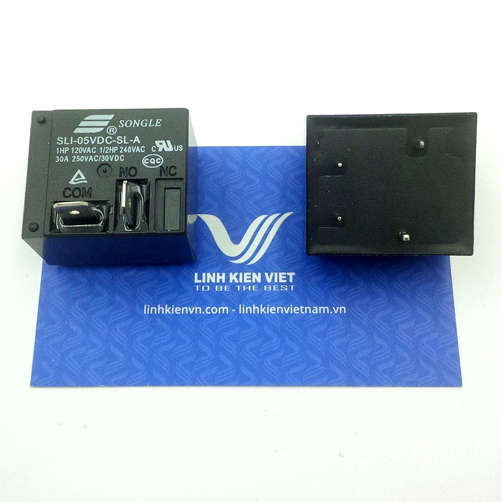 RELAY SLI 5V 30A_250V-A10H23
