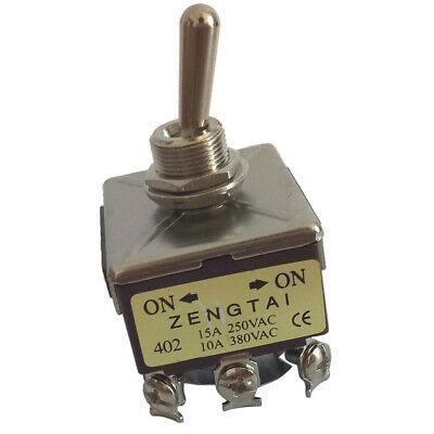 Công tắc ZENGTAI E-TEN402 15A 250V - 2 trạng thái 4 cặp tiếp điểm - i6H6
