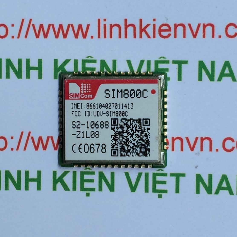 SIMCOM SIM800C thay thế Sim900A - F10H15