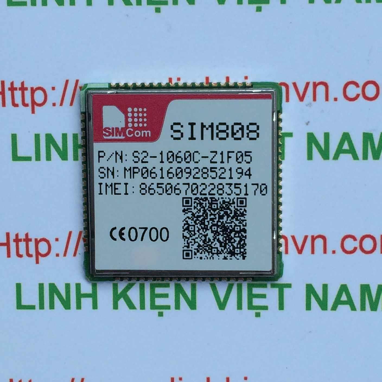SIMCOM Sim808 thay thế Sim908 - F10H1