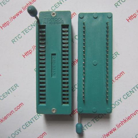 SOCKET 40P xanh - B4H11