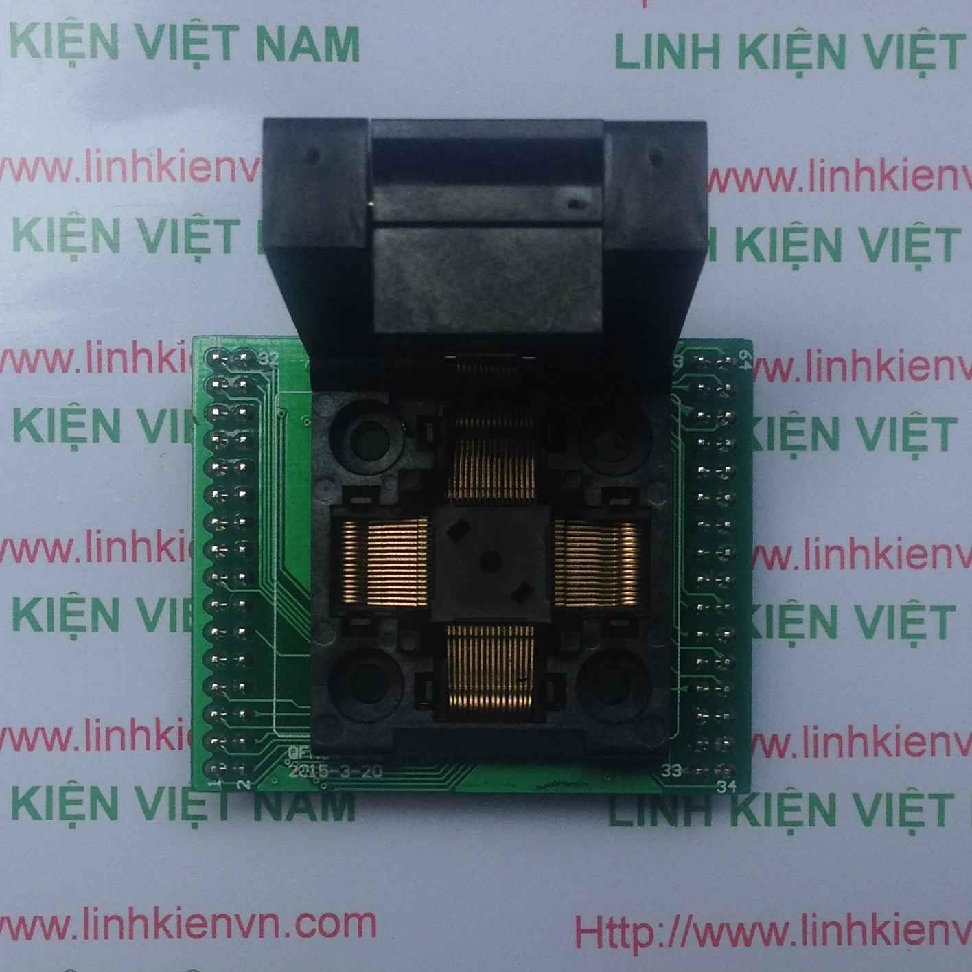 Socket QFN64 - B4H9