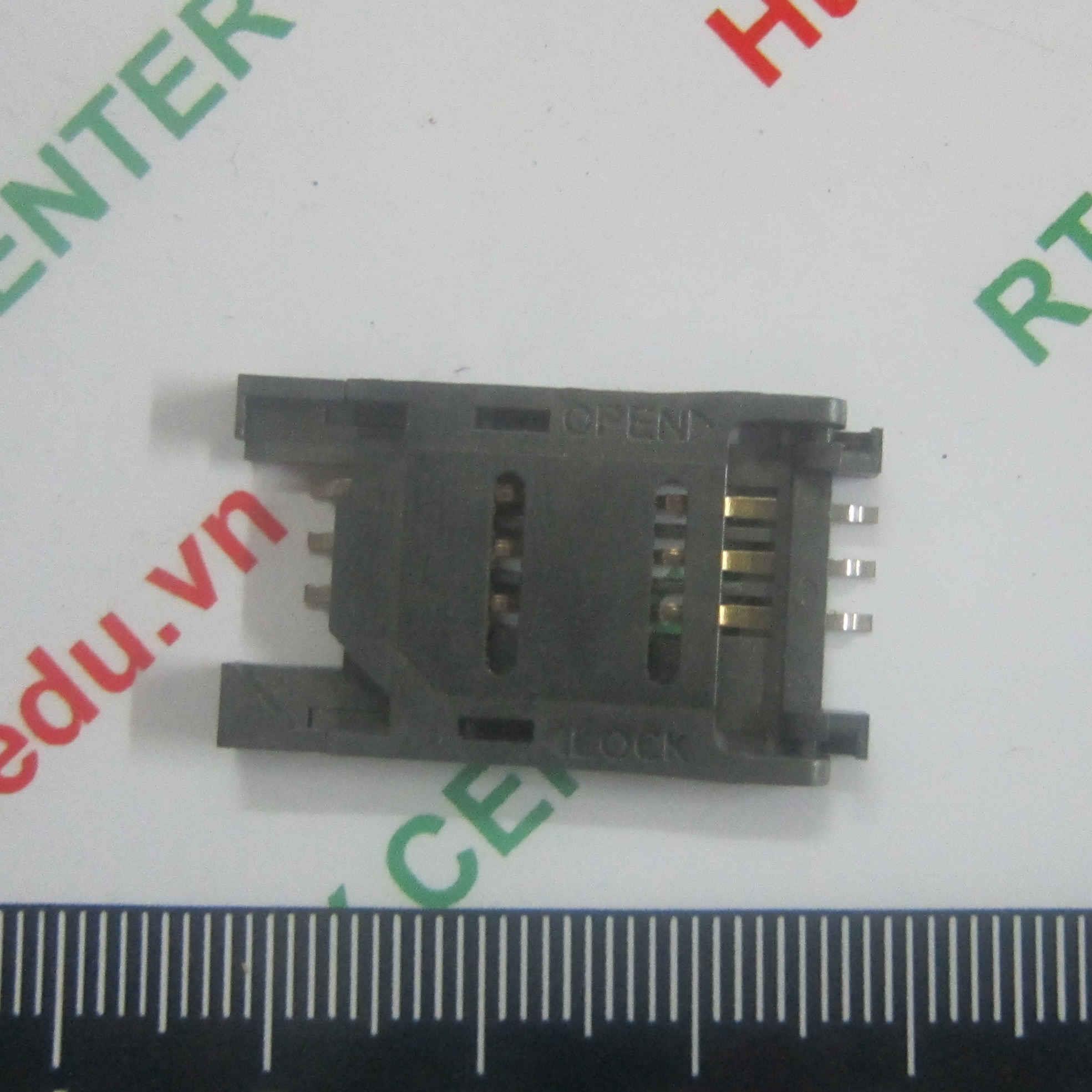 Socket Sim V1 / khe cắm SIM - D3H19
