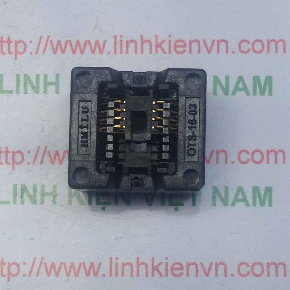 Socket SOP SSOP OTS-16-1.27-03 / Socket SOP SSOP OTS-8-1.27-03 - B4H9