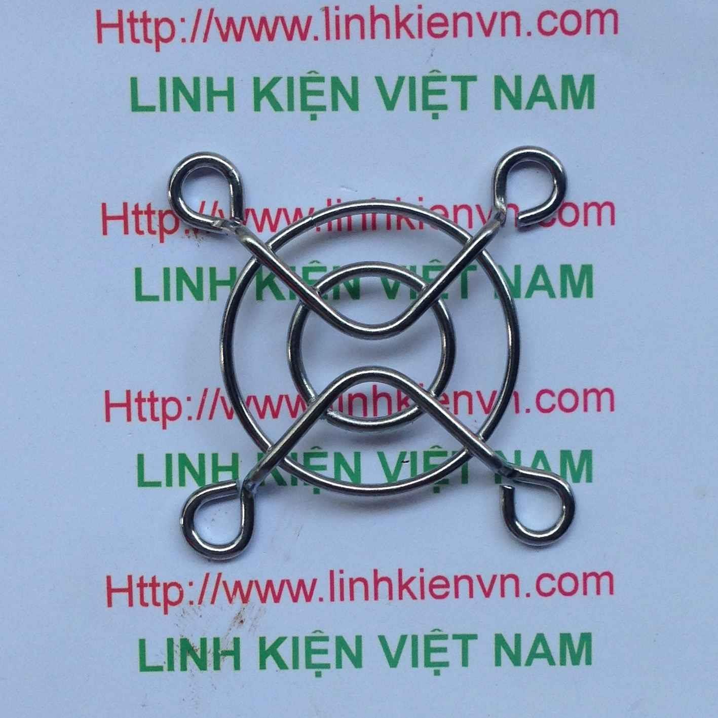 Tấm bảo vệ quạt Fan 4x4Cm / Miếng bảo vệ fan / Lưới bảo vệ Fan / Phụ kiện Fan / Tấm bảo vệ cho quạt Fan 4x4 Cm - G8H14 (KA5H3)