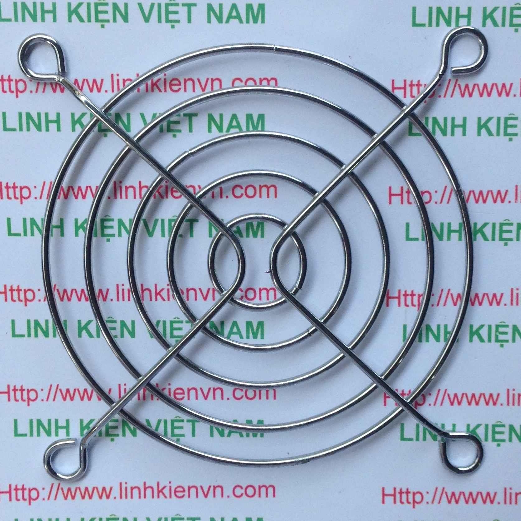 Tấm bảo vệ quạt Fan 8x8 Cm / Miếng bảo vệ fan / Lưới bảo vệ Fan / Phụ kiện Fan / Tấm bảo vệ cho quạt Fan 8x8 Cm - (KA5H3)