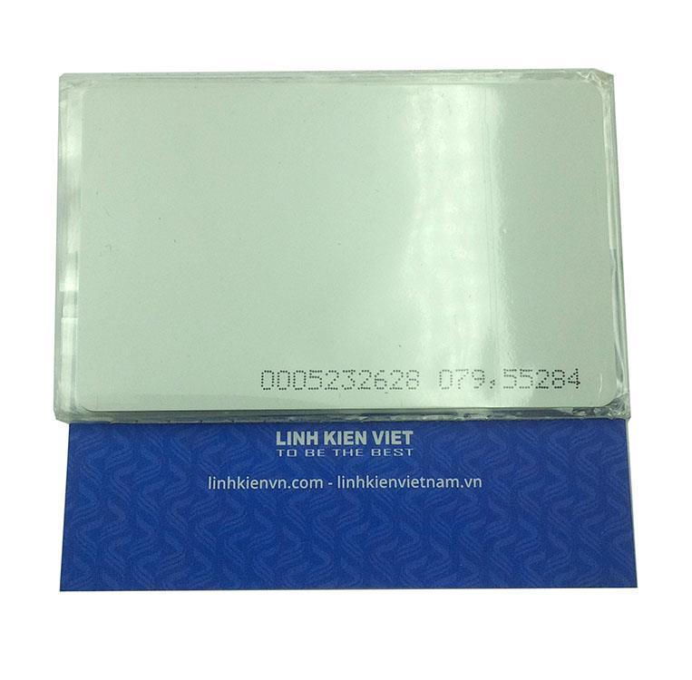 Thẻ RFID S50 125Khz - Loại thẻ từ - J1H17