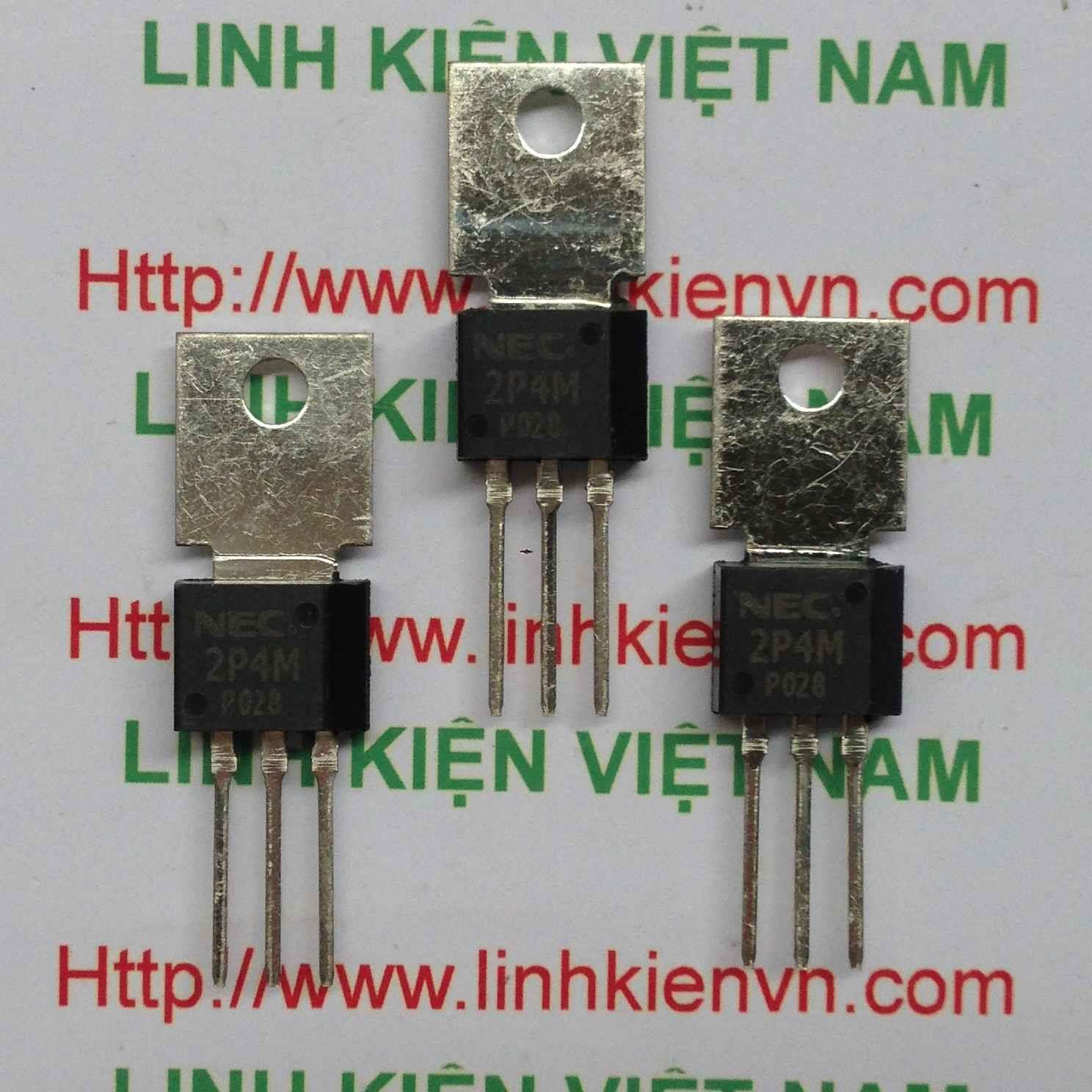 Thyristor 2P4M 2A-500V - B6H3