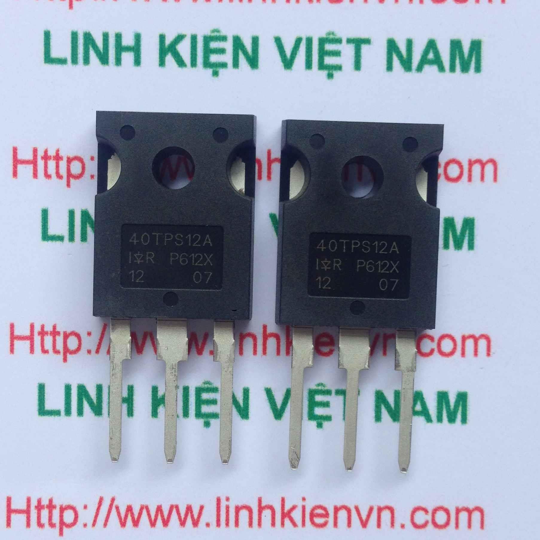 Thyristor 40TPS12A / 40TPS12A - G4H6