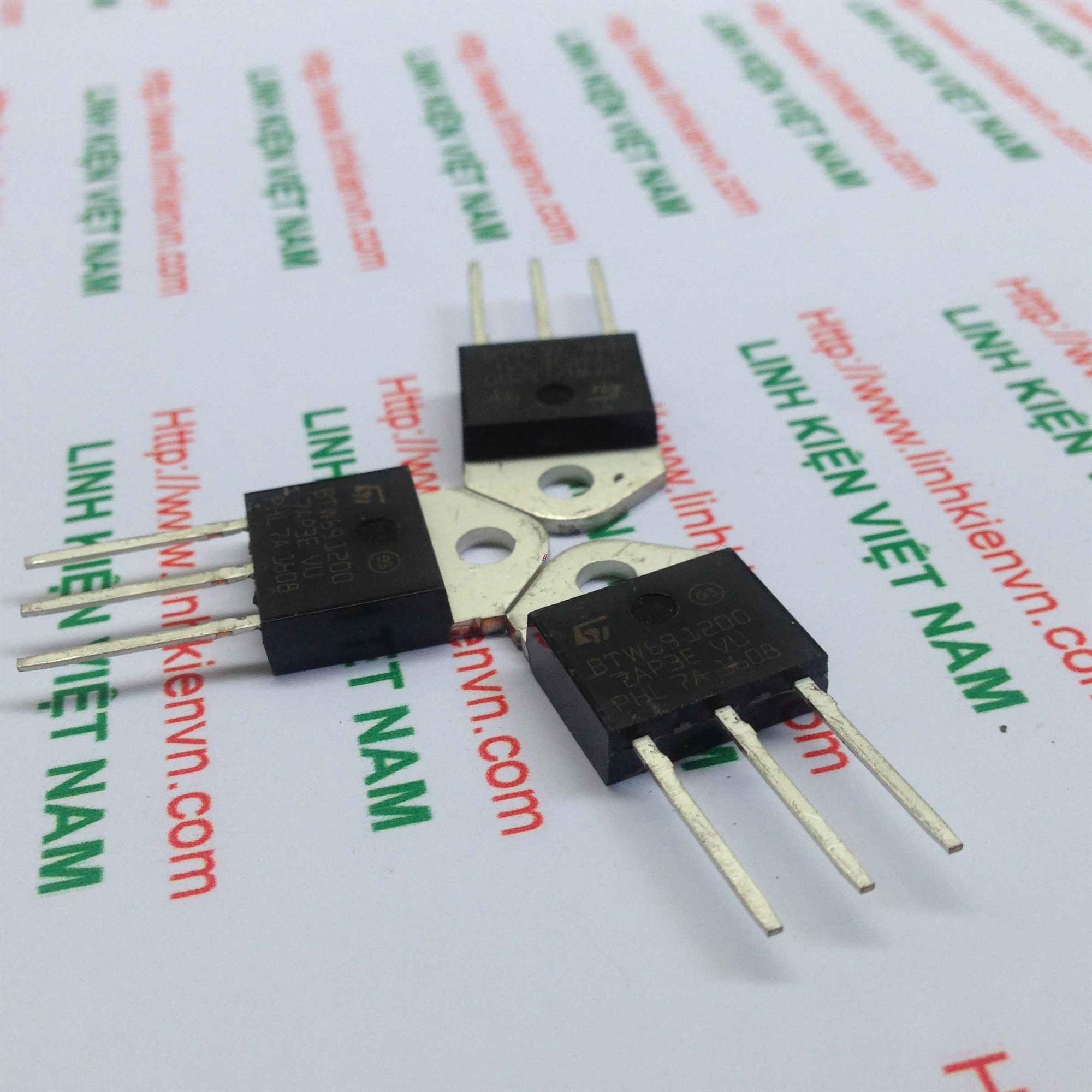 Thyristor BTW69-1200 / Thyristor 50A 1200V - G4H7