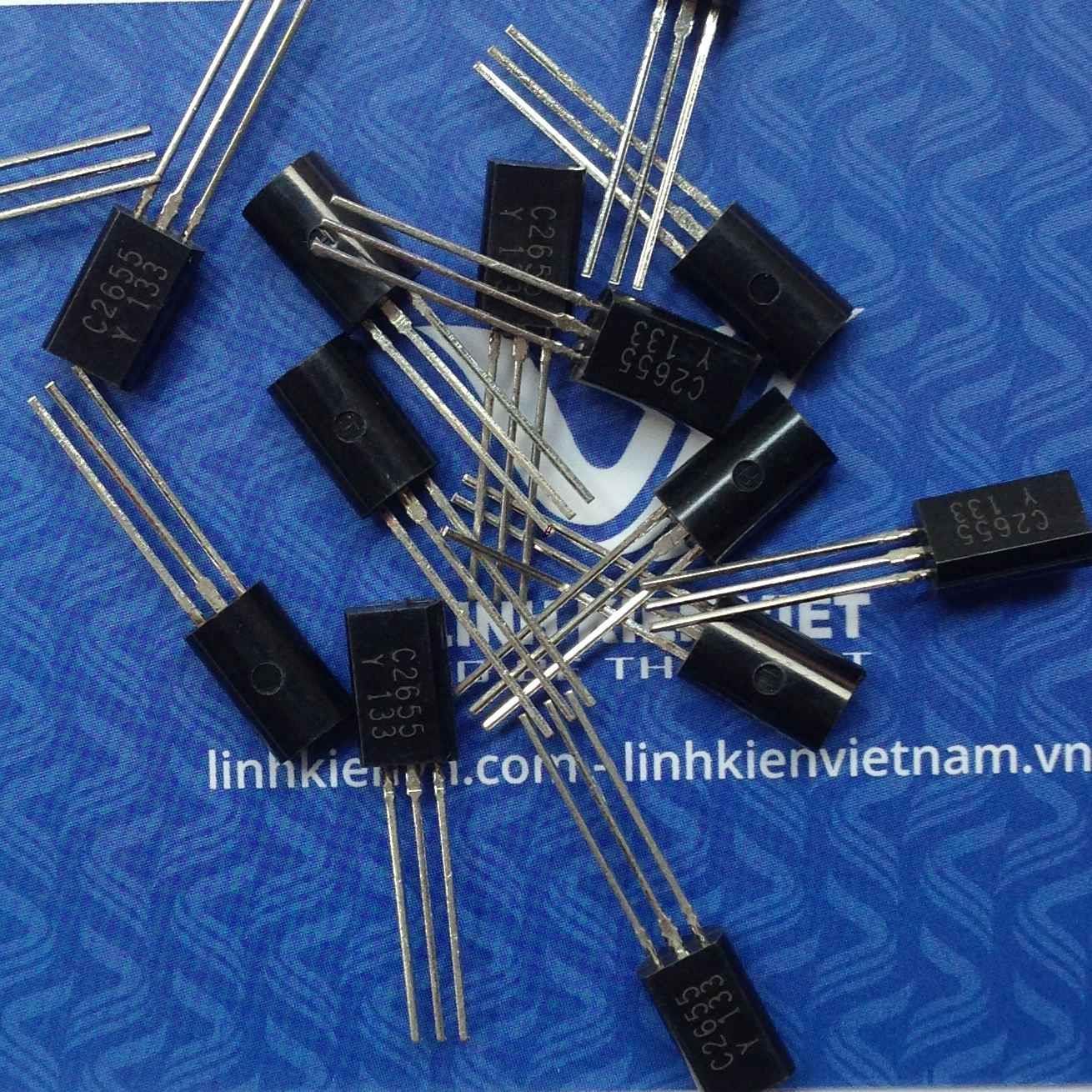 Transistor NPN 2SC2655 2A 50V  / 2SC2655 - i4H6