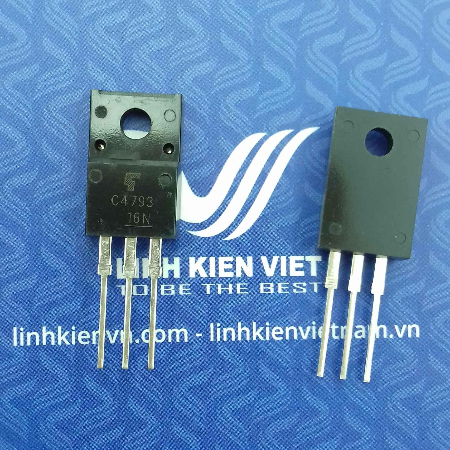 Transistor NPN 2SC4793 1A 230V/ C4793 - J5H7