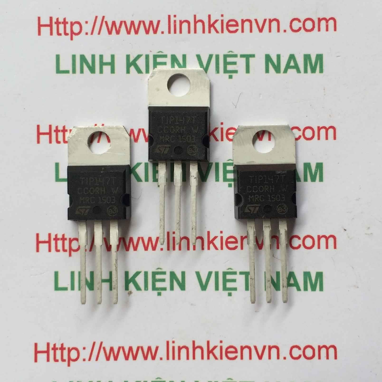 Transistor Tip147 PNP 100V 10A DARLINTON - B7H2