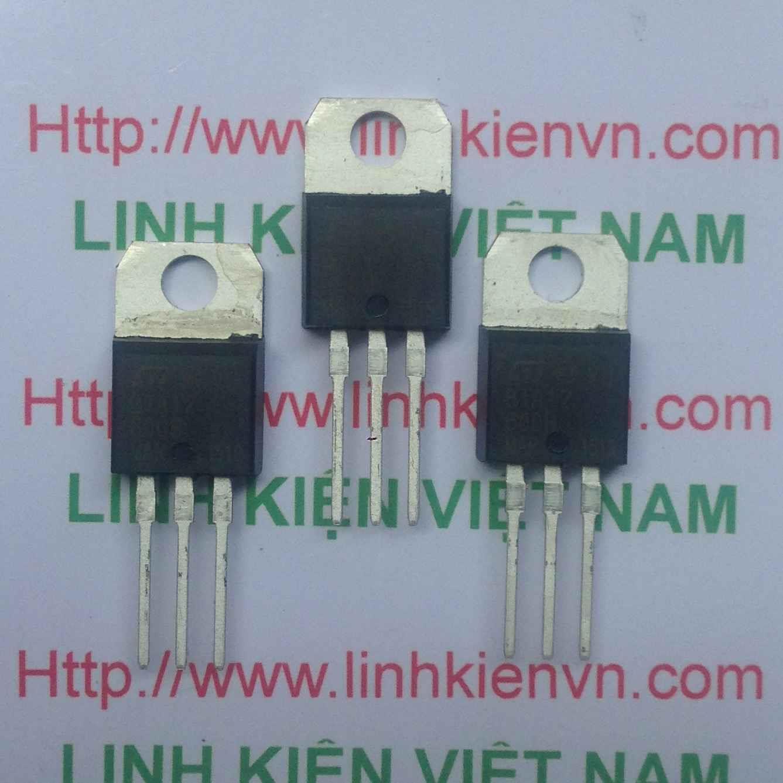 Triac BTA12-600B 12A 600V - B6H5