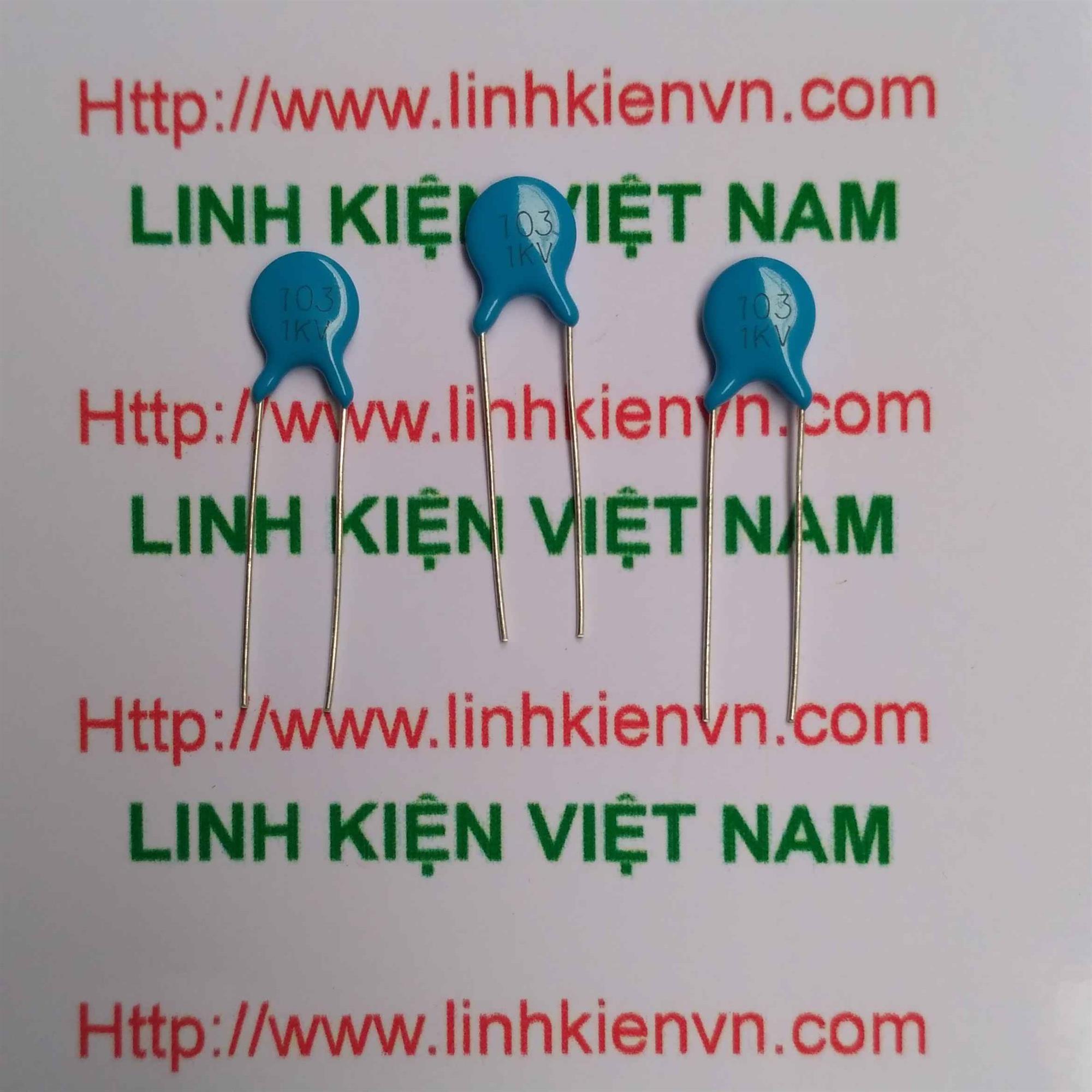 Tụ Cao Áp 103 1KV - C2H4