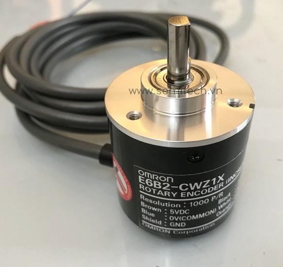 Encoder E6B2-CWZ1X 1000 xung - 6 đầu xung
