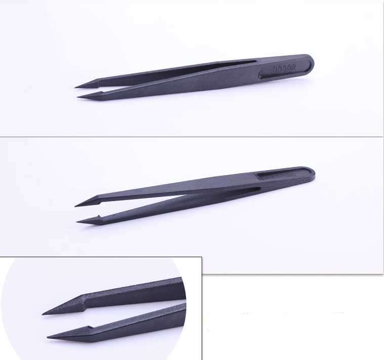 Panh kẹp nhựa đầu nhọn - chống tĩnh điện - C2H18