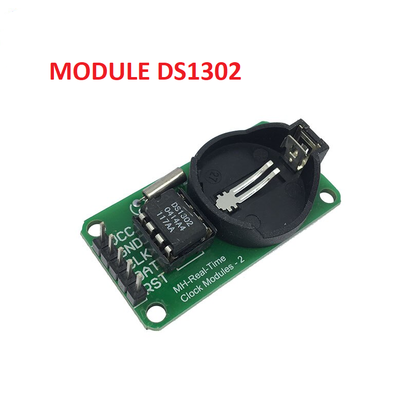Module thời gian thực DS1302 - i5H25