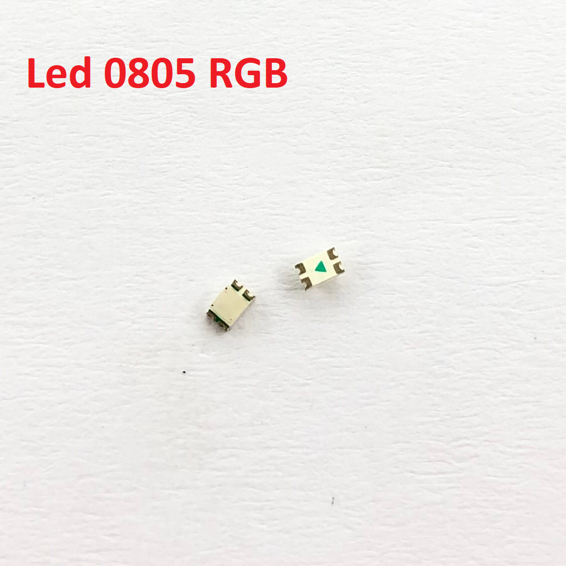 Led dán SMD 0805 RGB
