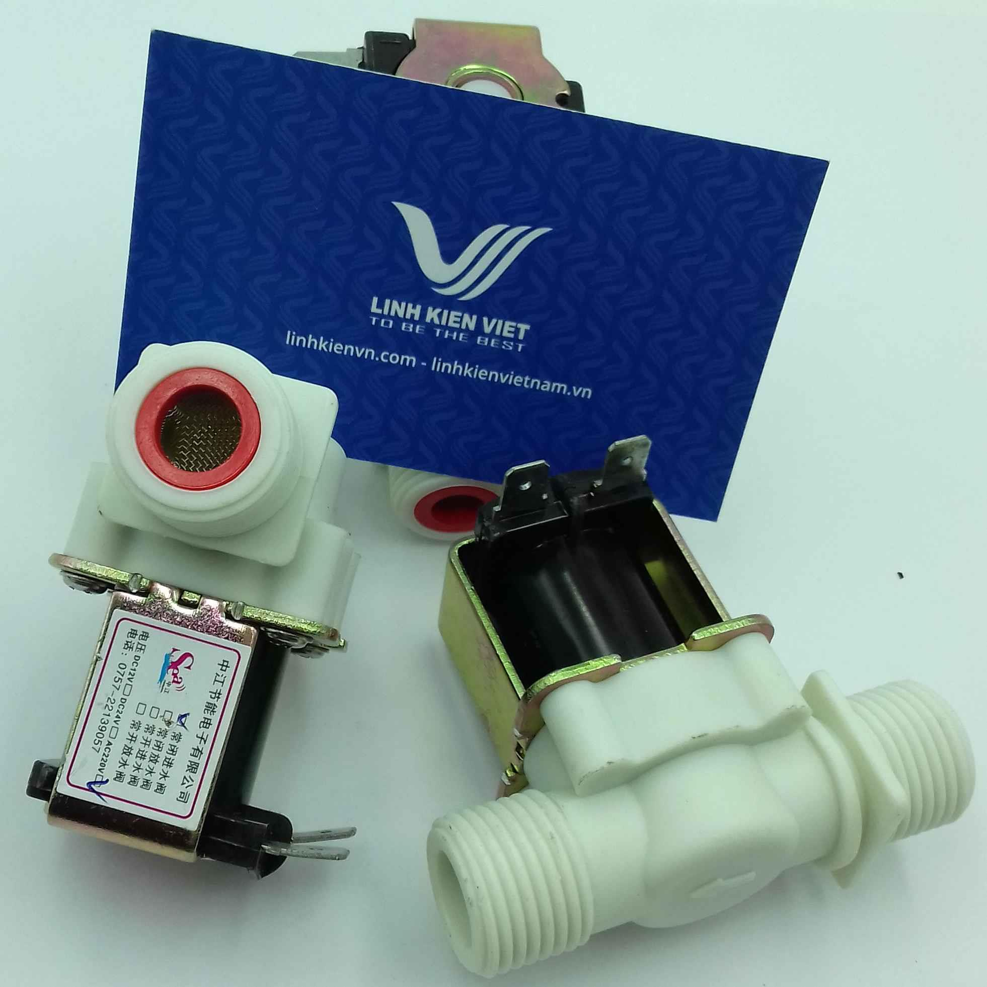 Van nước điện từ 220V / van điều khiển nước 220V - i2H15