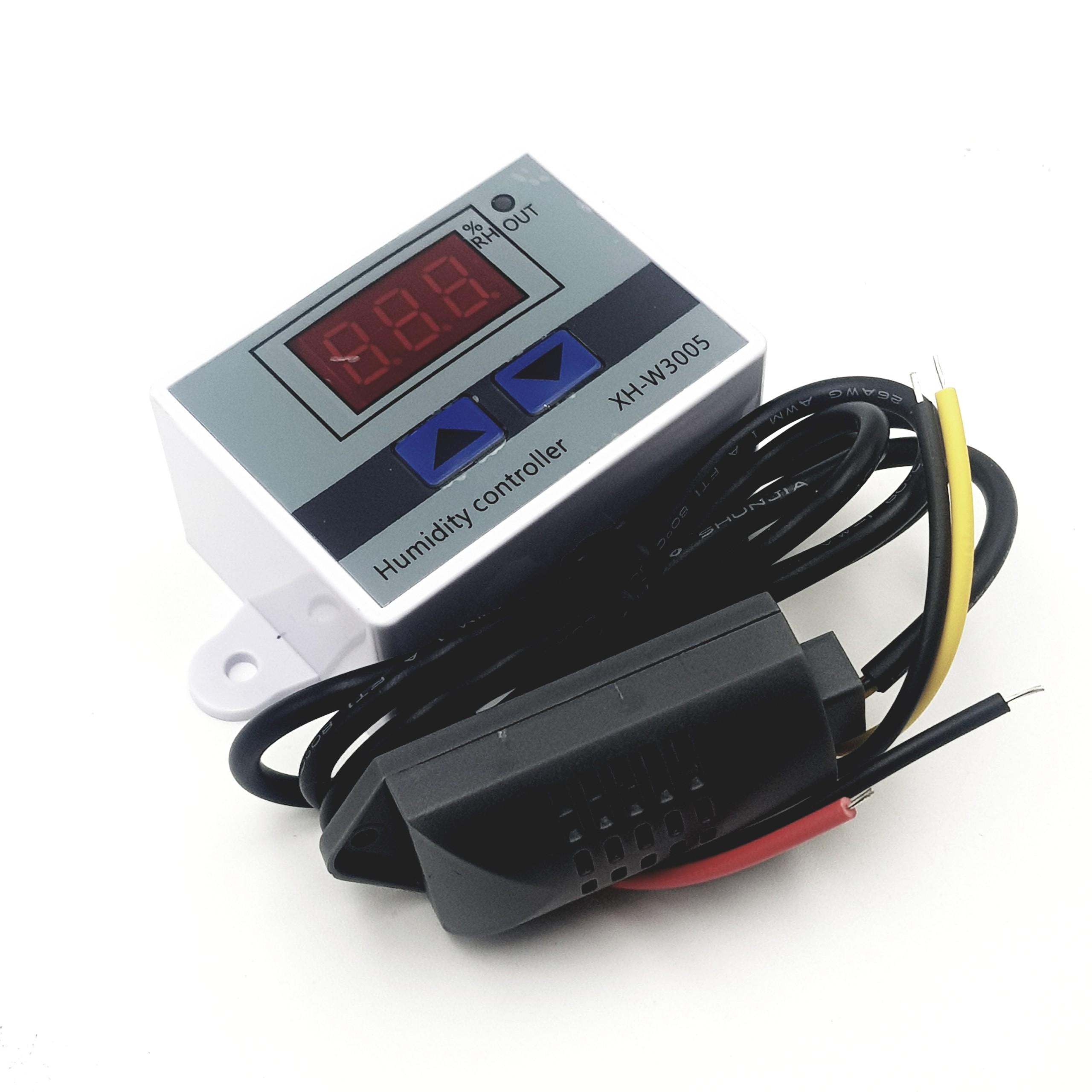 Module điều khiển Độ ẩm XH-W3005 220V có vỏ
