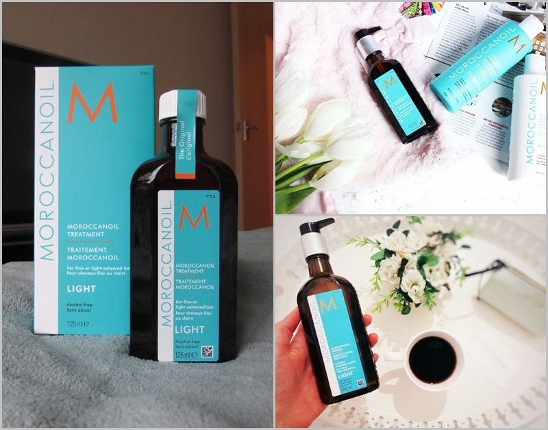 Nên mua Moroccanoil Treatment Original hay Treatment Light