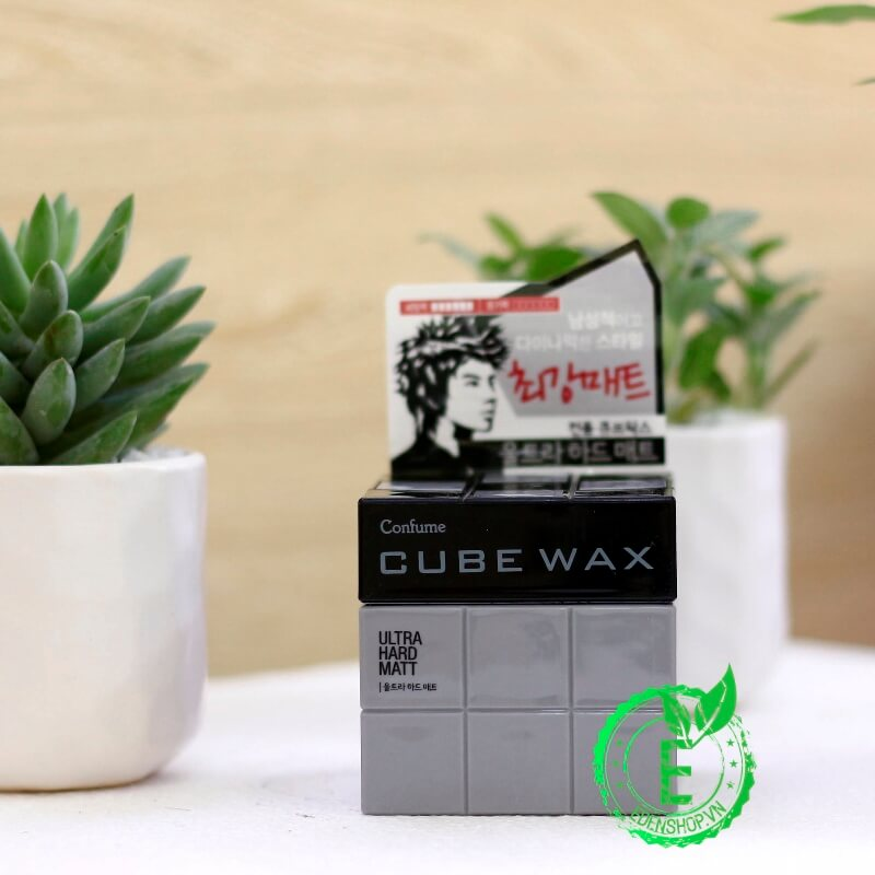 Cube Wax Ultra Hard Matt xám