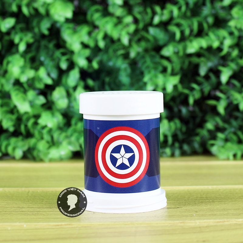 2Vee Ultra Wax Captain America review