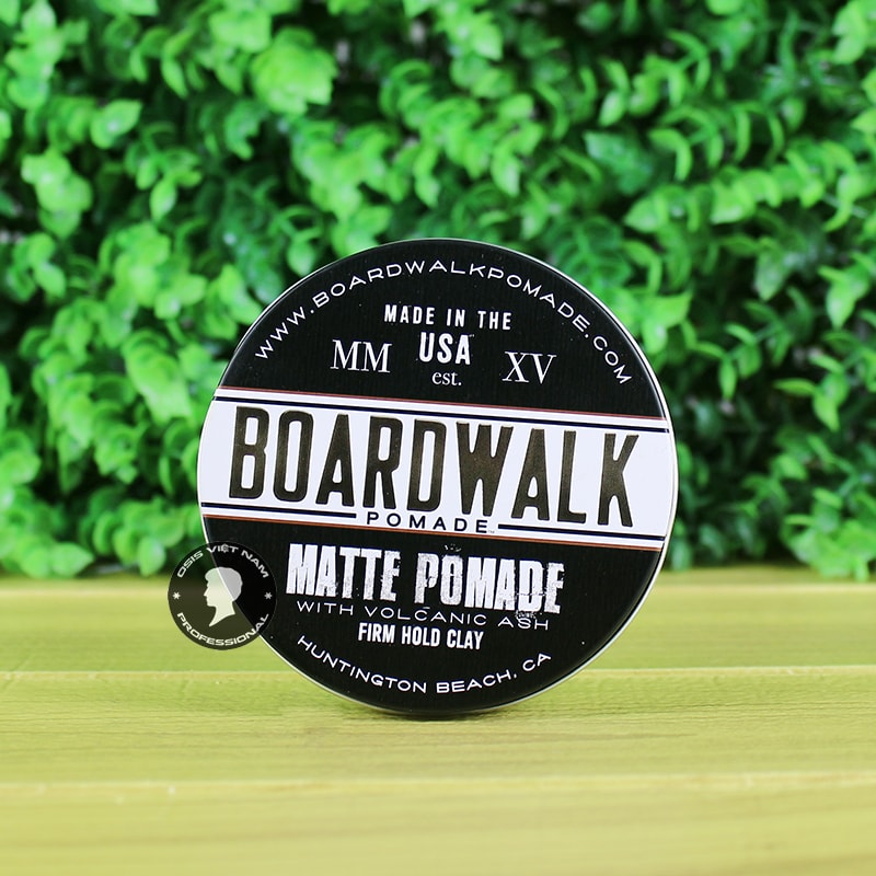 Boardwalk Matte Pomade review