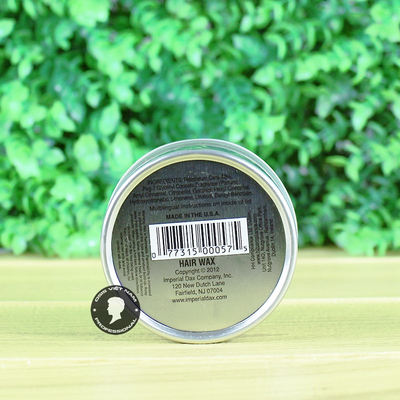 Dax Hair Wax (Washable)