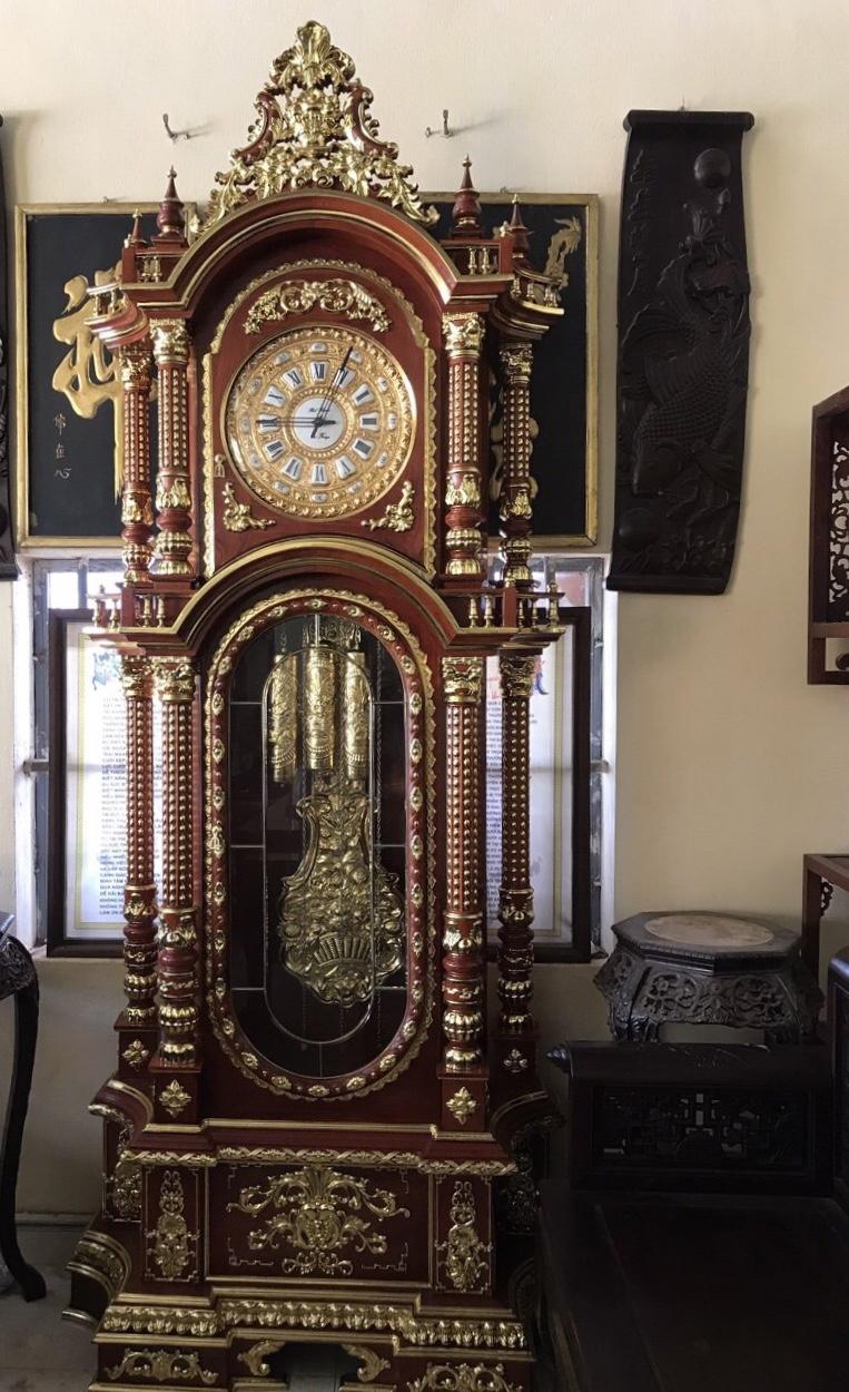 Đồng hồ quả tạ
