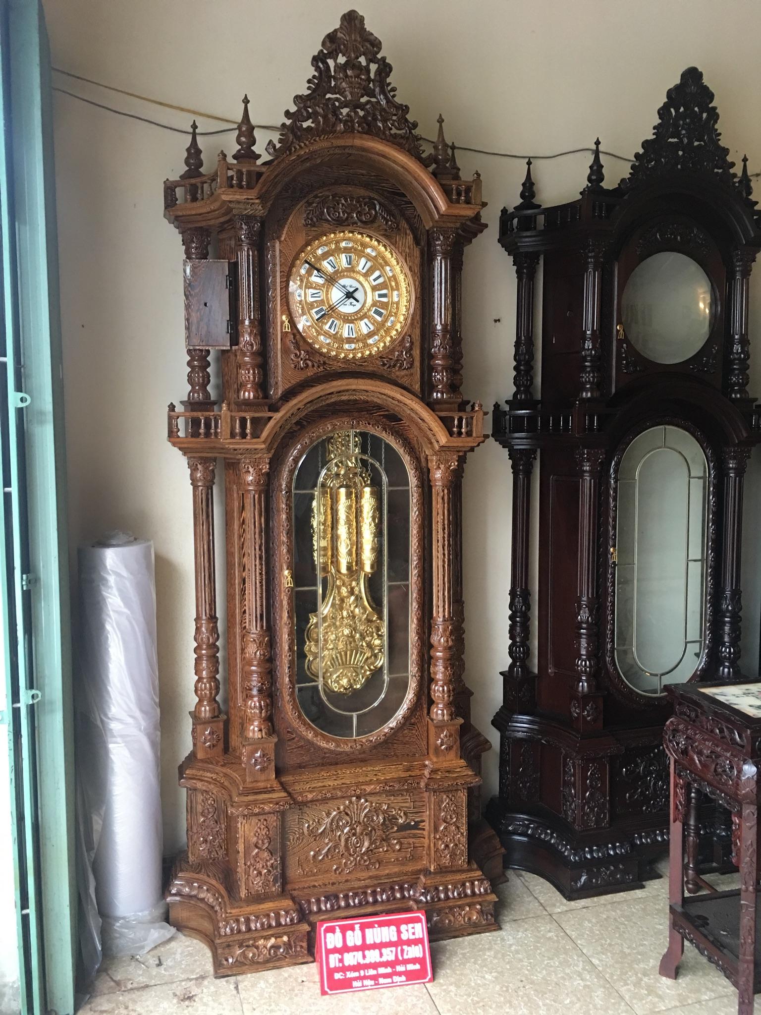 Đồng hồ cây hùng sen