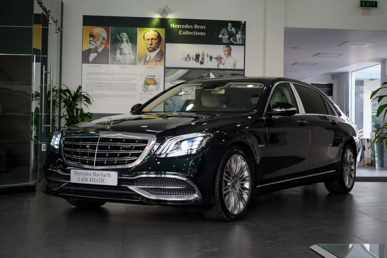 Mercedes Maybach S450 2020
