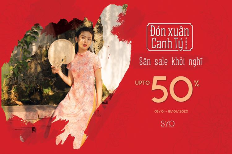 SYO FASHION - ĐẠI TIỆC SALE UP TO 50%