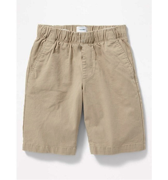 BT-Short khaki Old Navy kem