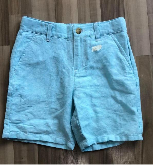 BT-Short khaki Janie Jack xanh ngọc