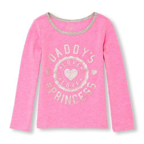 BG-Áo TD Place hồng daddy princess