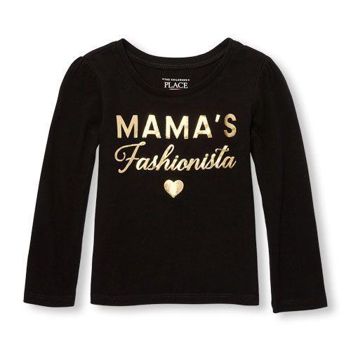BG-Áo TD Place đen mama fashionista