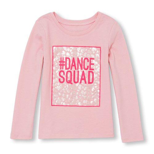 BG-Áo TD Place hồng dance squad