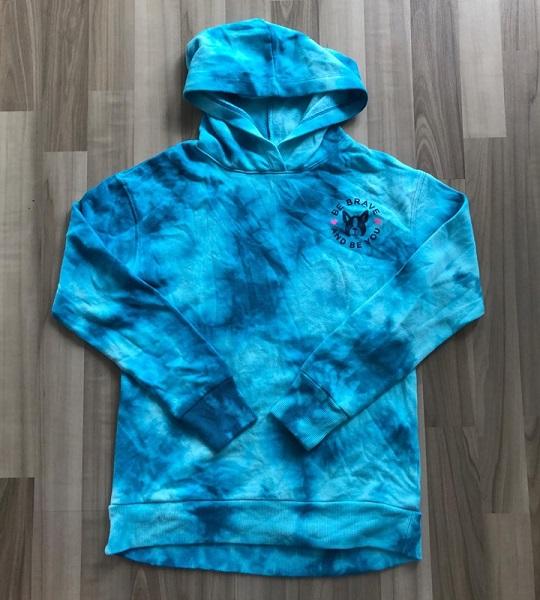BG-Áo khoác hoodie S.O xanh omr BE