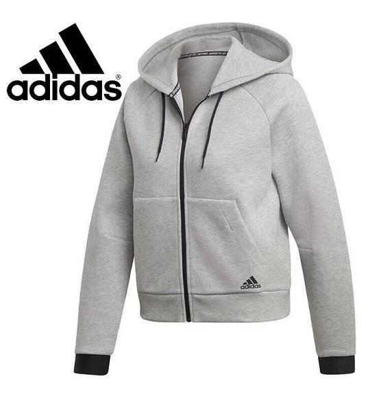 NAM-Áo khooác Adidas xám