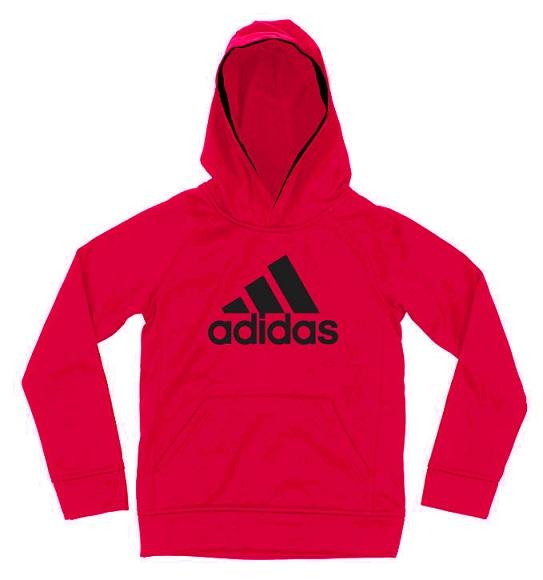 BG-Áo khoác hoodie Adidas cam