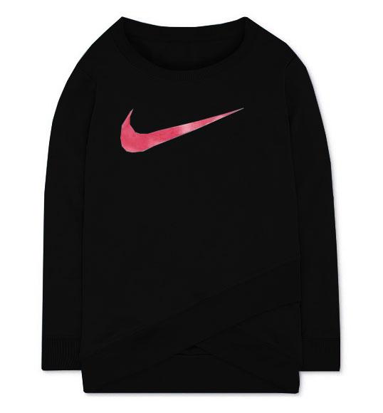 BG-Áo sweatshirt Nike đen
