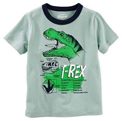 BT-Áo TN OshKosh xanh khủng long