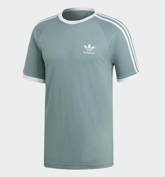 NAM-Áo thể thao Adidas xanh mint