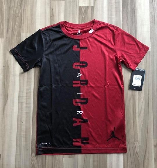BT-Áo thể thao TN Nike/Jordan đỏ đen air