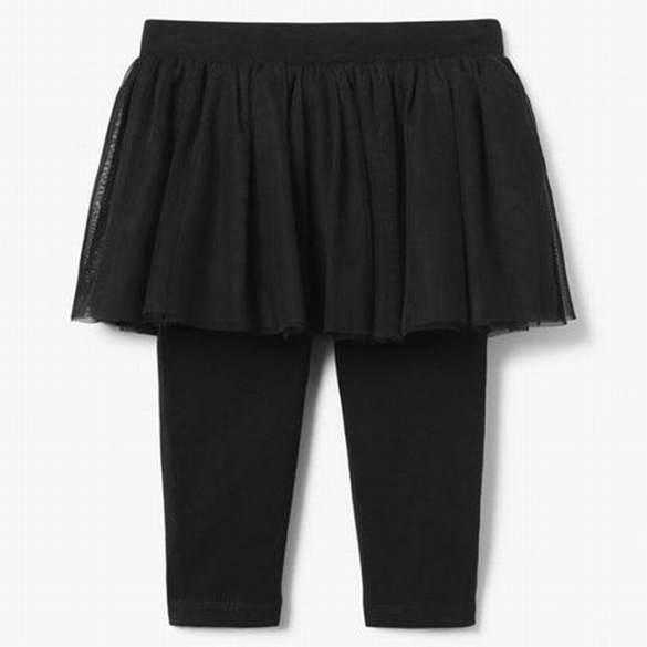 BG-Quần váy Gymboree đen